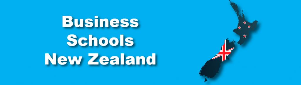 Business Schools New Zealand