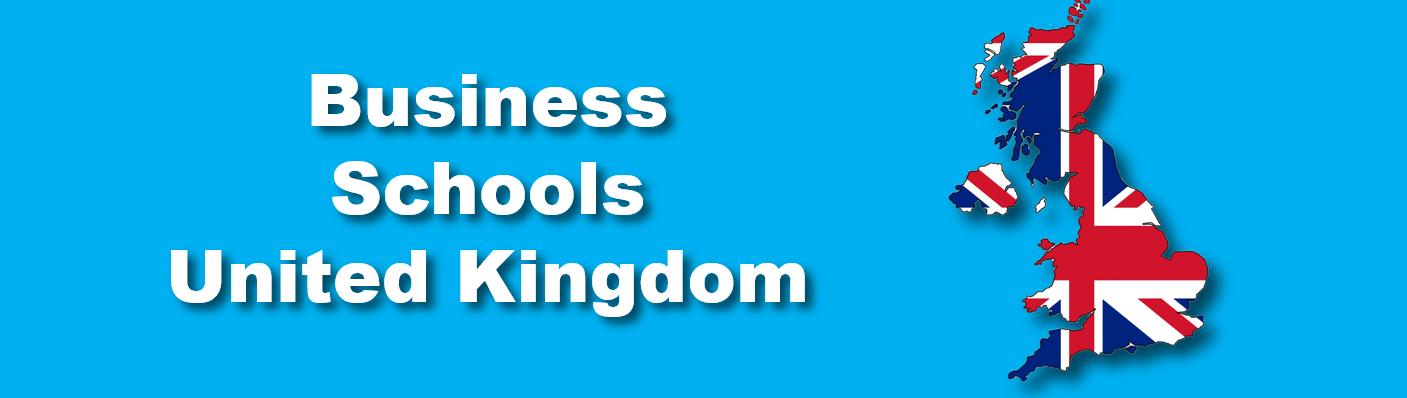 Top 50 Business Schools UK