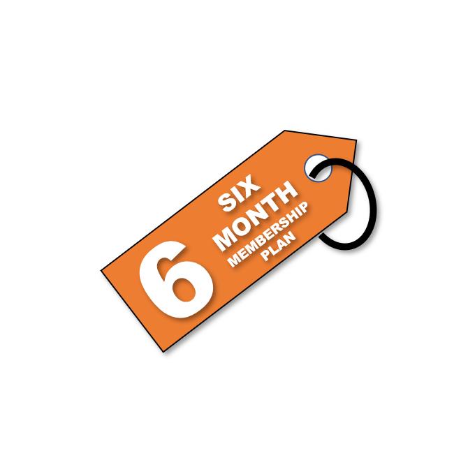 Creating Value 6 months membership plan