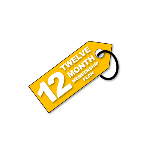 Creating Value 12 months membership plan